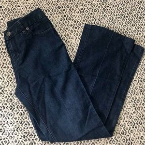 The Limited 312 Dark Wash Bootcut Jeans